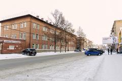 Улица Газетная