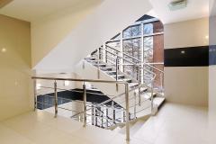 Лестничная клетка  Комплекса Типография  2 этаж